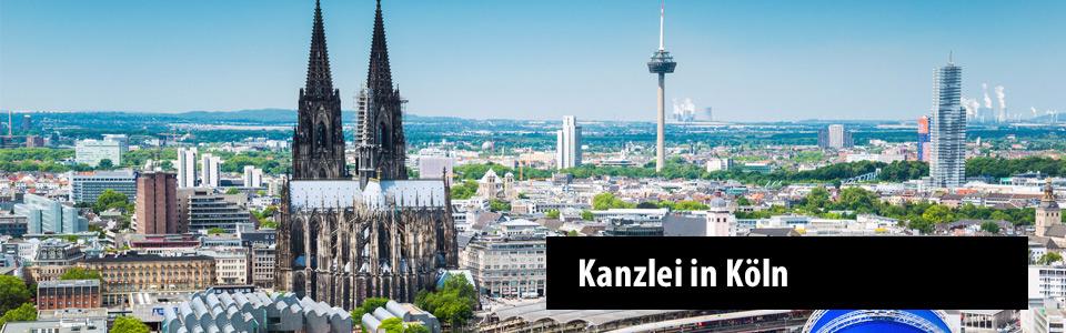 KOMNING Rechtsanwälte - Standort Köln