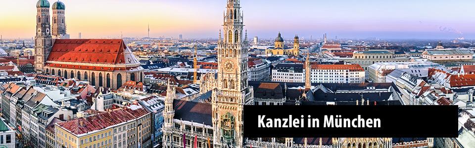 KOMNING Rechtsanwälte - Standort München