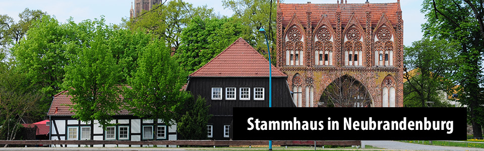 KOMNING Rechtsanwälte - Standort Neubrandenburg