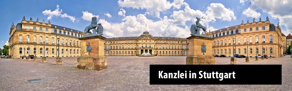KOMNING Rechtsanwälte - Standort Stuttgart