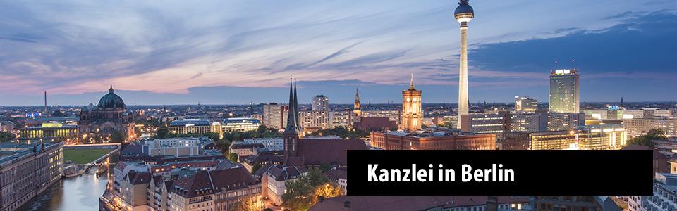 KOMNING Rechtsanwälte - Standort Berlin