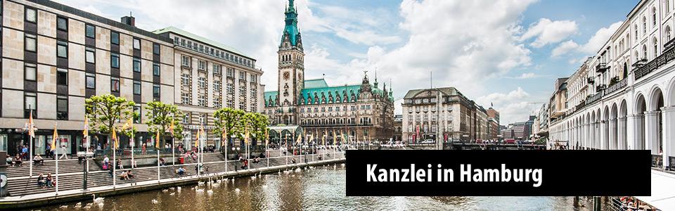 KOMNING Rechtsanwälte - Standort Hamburg
