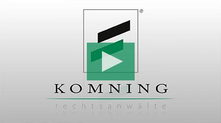KOMNING Rechtsanwälte - Image-Film