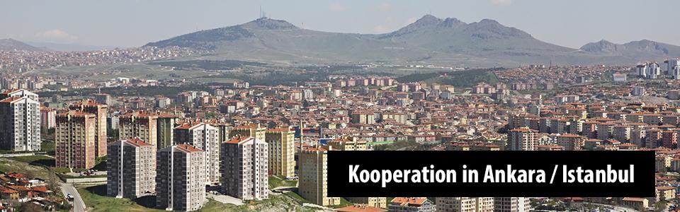 KOMNING Rechtsanwälte - Standort Ankara