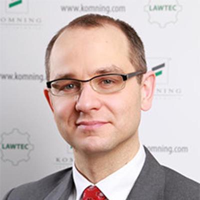 KOMNING Rechtsanwäte - RA Dr. Marcin Przybysz LL.M