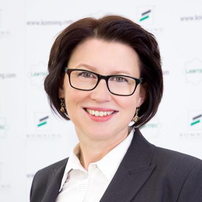 KOMNING Rechtsanwäte - RA Konstanze Wehrmann