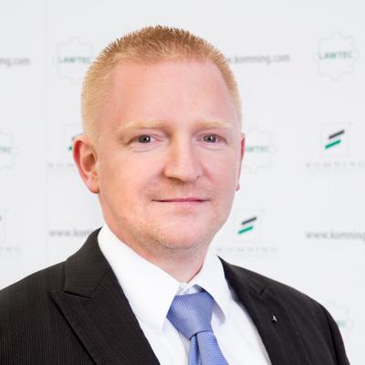 KOMNING Rechtsanwäte - Doradca biznesowy Volker Lorenz
